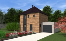 "Modèle ""Taiping"" - Toit 4 Pans - Garage - Extension ""Suite parentale"""